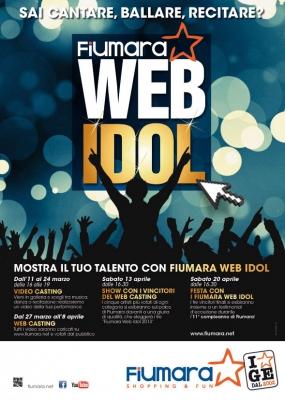 Web casting e talent show